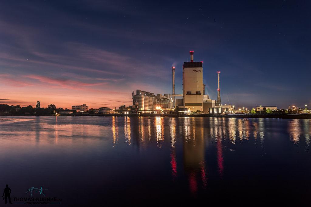 SWB Heizkraftwerk