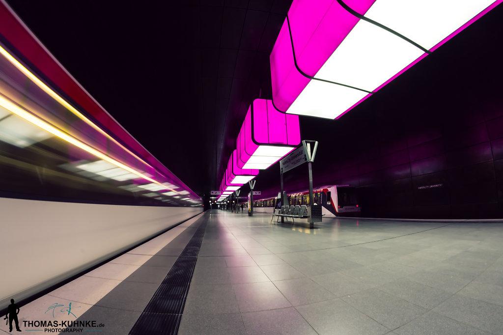 U Bahn Hafencity