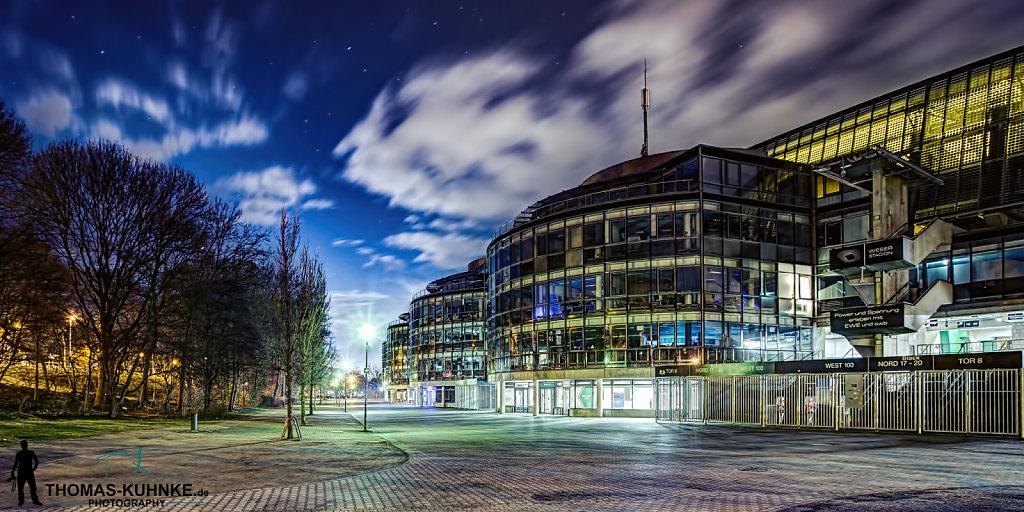 Weserstadion Vorplatz